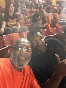 michael attended Phoenix Mercury vs. Seattle Storm - WNBA - Playoff Game! on Sep 6th 2017 via VetTix
