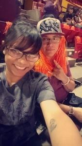 neida attended Phoenix Mercury vs. Seattle Storm - WNBA - Playoff Game! on Sep 6th 2017 via VetTix