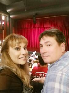 Lee attended The Martial Artists and Acrobats of Tianjin, People's Republic of China on Oct 8th 2017 via VetTix