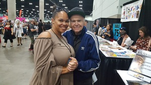 Ericka attended Stan Lee's Los Angeles Comic Con - Tickets Are Good for All 3 Days on Oct 27th 2017 via VetTix