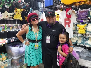 paul attended Stan Lee's Los Angeles Comic Con - Tickets Are Good for All 3 Days on Oct 27th 2017 via VetTix