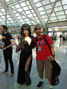 David attended Stan Lee's Los Angeles Comic Con - Tickets Are Good for All 3 Days on Oct 27th 2017 via VetTix