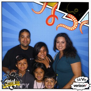 Nicholas attended Stan Lee's Los Angeles Comic Con - Tickets Are Good for All 3 Days on Oct 27th 2017 via VetTix