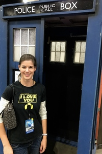 Ryan attended Stan Lee's Los Angeles Comic Con - Tickets Are Good for All 3 Days on Oct 27th 2017 via VetTix
