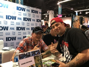 Pablo attended Stan Lee's Los Angeles Comic Con - Tickets Are Good for All 3 Days on Oct 27th 2017 via VetTix