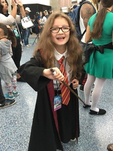 Timothy attended Stan Lee's Los Angeles Comic Con - Tickets Are Good for All 3 Days on Oct 27th 2017 via VetTix
