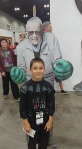 Michael attended Stan Lee's Los Angeles Comic Con - Tickets Are Good for All 3 Days on Oct 27th 2017 via VetTix