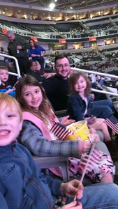 Aaron attended PBR - Built Ford Tough Series on Oct 21st 2017 via VetTix