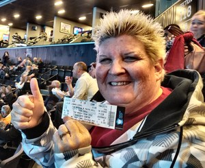 Kimberly attended Soul2Soul Tour With Faith Hill and Tim McGraw on Oct 27th 2017 via VetTix