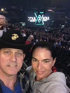 Thomas attended Soul2Soul Tour With Faith Hill and Tim McGraw on Oct 27th 2017 via VetTix