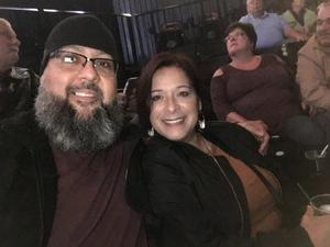 Richard attended Soul2Soul Tour With Faith Hill and Tim McGraw on Oct 27th 2017 via VetTix