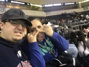 Christopher attended Kansas City Mavericks vs. Allen Americans - ECHL on Dec 10th 2017 via VetTix