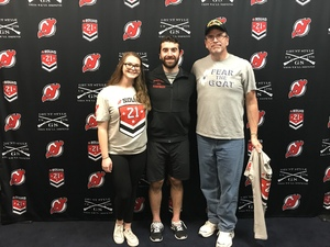 Todd attended New Jersey Devils vs. Montreal Canadians - NHL - 21 Squad Tickets With Player Meet & Greet! on Mar 6th 2018 via VetTix
