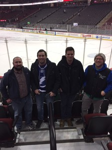 Craig attended New Jersey Devils vs. Philadelphia Flyers - NHL on Jan 13th 2018 via VetTix