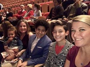 Jennifer attended The Nutcracker Performed by Arizona Ballet on Dec 21st 2017 via VetTix