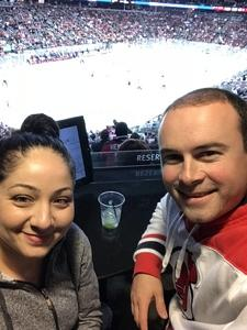 Pawel attended New Jersey Devils vs. Montreal Canadians - NHL on Mar 6th 2018 via VetTix