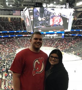 Lloyd attended New Jersey Devils vs. Montreal Canadians - NHL on Mar 6th 2018 via VetTix