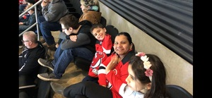 NATHAN attended New Jersey Devils vs. Montreal Canadians - NHL on Mar 6th 2018 via VetTix
