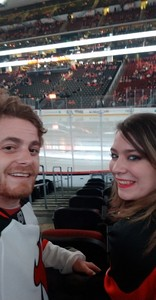 Domenico attended New Jersey Devils vs. Carolina Hurricanes - NHL on Mar 27th 2018 via VetTix