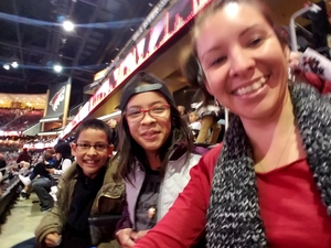 Daisy attended Arizona Coyotes vs. San Jose Sharks - NHL on Jan 16th 2018 via VetTix