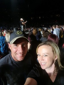 Nicholas attended Brad Paisley - Weekend Warrior World Tour With Dustin Lynch, Chase Bryant and Lindsay Ell on Jan 27th 2018 via VetTix