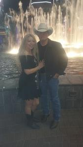 Anthony attended Brad Paisley - Weekend Warrior World Tour With Dustin Lynch, Chase Bryant and Lindsay Ell on Jan 27th 2018 via VetTix