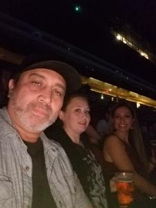 Efrain attended Brad Paisley - Weekend Warrior World Tour With Dustin Lynch, Chase Bryant and Lindsay Ell on Jan 27th 2018 via VetTix