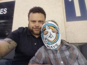 Brian attended Kansas City Mavericks vs. Allen Americans on Feb 23rd 2018 via VetTix