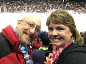 patrick attended Jacksonville Icemen vs. Atlanta Gladiators - ECHL on Feb 10th 2018 via VetTix