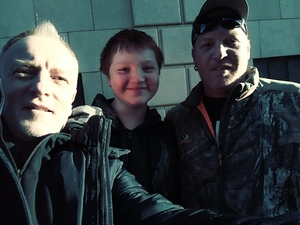 SGT Varvel attended G3: Joe Satriani, John Petrucci (dream Theater), Phil Collen (def Leppard) on Feb 12th 2018 via VetTix
