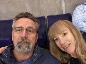 David attended Phoenix Suns vs. San Antonio Spurs - NBA on Feb 7th 2018 via VetTix