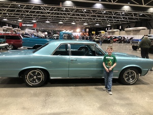 Justin attended Mecum Auctions 2018 - Good for One Day on Mar 16th 2018 via VetTix
