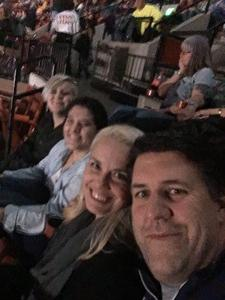 Michael attended The Breakers Tour Featuring Little Big Town With Kacey Musgraves and Midland on Feb 9th 2018 via VetTix