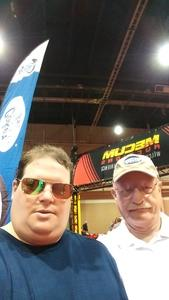 Aaron attended Mecum Auctions 2018 - Good for One Day on Aug 2nd 2018 via VetTix
