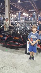 Michael attended Mecum Auctions 2018 - Good for One Day on Aug 2nd 2018 via VetTix