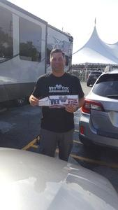 Peter attended Mecum Auctions 2018 - Good for One Day on Aug 2nd 2018 via VetTix