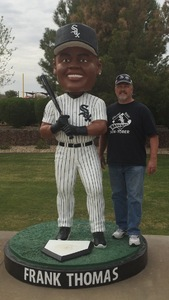 John attended Chicago White Sox vs. Cincinnati Reds - MLB Spring Training on Mar 7th 2018 via VetTix