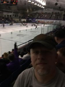 Tim attended Lone Star Brahmas vs. Kenai River Brown Bears - NAHL on Mar 3rd 2018 via VetTix