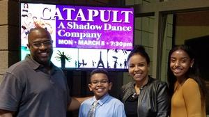 Derrick attended Catapult on Mar 5th 2018 via VetTix