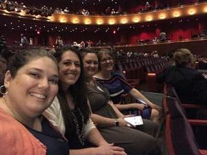 Bryce attended Puccini's LA Boheme - Dress Rehearsal Performance - Presented by Opera San Antonio on May 15th 2018 via VetTix