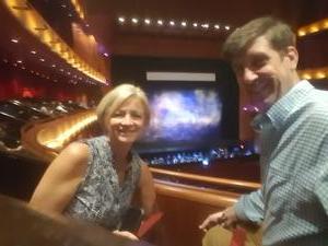 Kurt attended Puccini's LA Boheme - Dress Rehearsal Performance - Presented by Opera San Antonio on May 15th 2018 via VetTix