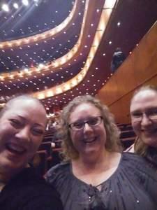 Jacque attended Puccini's LA Boheme - Dress Rehearsal Performance - Presented by Opera San Antonio on May 15th 2018 via VetTix