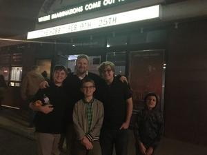Raymond attended The Hobbit by Valley Youth Theatre - Special Military Performance on Feb 23rd 2018 via VetTix