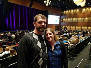 Trish attended Cher Live at the MGM National Harbor Theater on Feb 22nd 2018 via VetTix