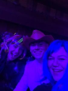 Shelley attended Cher Live at the MGM National Harbor Theater on Feb 22nd 2018 via VetTix