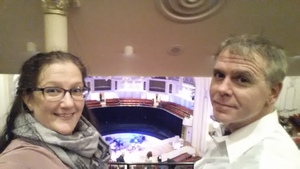 Monica attended Jazz - Bill Charlap Trio and Cecile Mclorin Salvant - Live in Concert on Mar 9th 2018 via VetTix