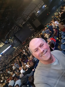 jason attended Brad Paisley - Weekend Warrior World Tour With Dustin Lynch, Chase Bryant and Lindsay Ell on Feb 24th 2018 via VetTix