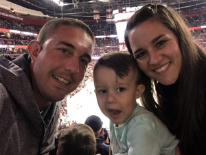 Bobby attended Florida Panthers vs. Washington Capitals - NHL on Feb 22nd 2018 via VetTix