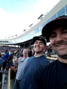Jeffrey attended 2018 TicketGuardian 500 - Monster Energy NASCAR Cup Series on Mar 11th 2018 via VetTix