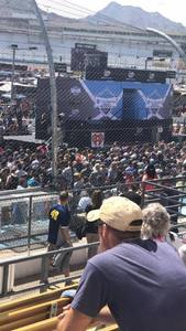 Patrick attended 2018 TicketGuardian 500 - Monster Energy NASCAR Cup Series on Mar 11th 2018 via VetTix